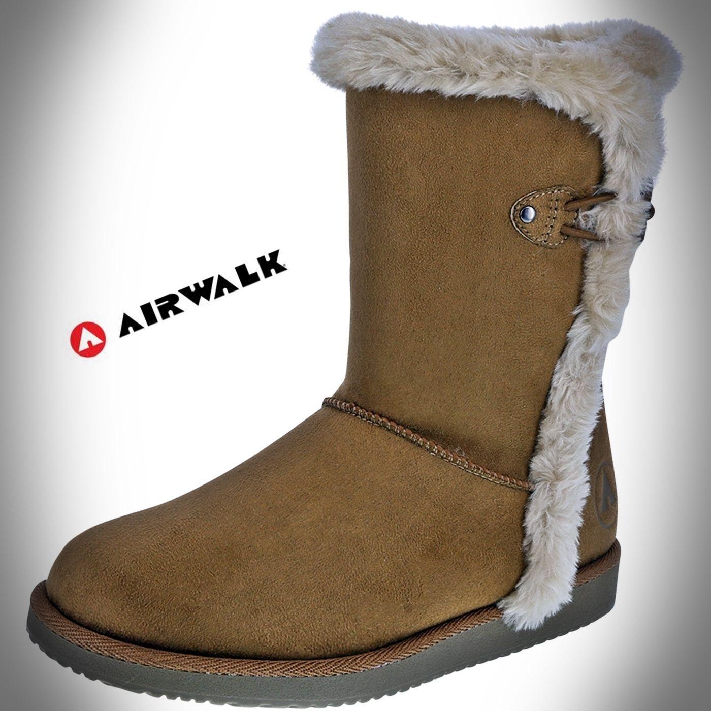 Women s Airwalk Myra Short Boots (Cognac) and 50 similar items 603febef83