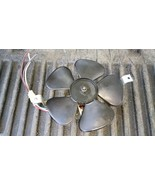"6II91 FAN FROM RANGE HOOD, 120VAC 460MA, 6-5/8"" X 5/8"" BLADE, 8-1/8"" X 6... - $22.66"