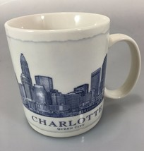 Starbucks Coffee Charlotte Queen City Architect... - $37.73
