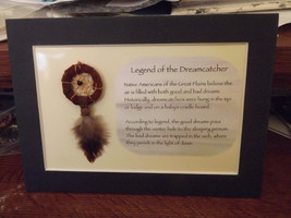 "Dreamcatcher Legend  / 8"" x 10"" - $10.88"