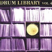 Paul Nice - Drum Library : Vol. 4 Vinyl Record - £9.18 GBP