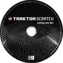 Native Instruments Traktor Scratch Control Discs MK2 - Timecode CD - £11.48 GBP
