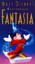 Fantasia (Walt Disney's Masterpiece) [VHS] [VHS Tape] [1942] - $9.95