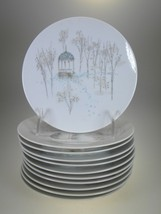 Rosenthal Rendezuous Bread & Butter Plates Set of 11 - $58.86