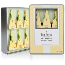 Tea Forte Tea Tasting Assortment Collection Infusers - 15 Infusers Large Tin - $28.09