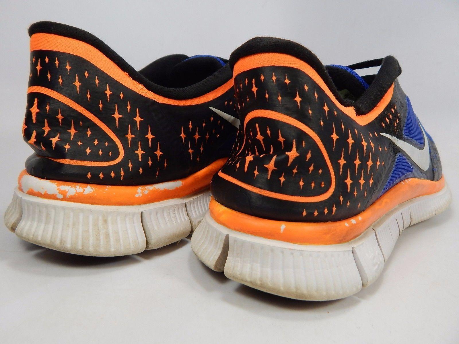Nike Free Run + 3 Men's Running Shoes Size US 13 M (D) EU 47.5 Blue 510642-408