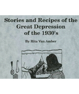 Cookbook- Stories and Recipes of the Great Depr... - $14.99