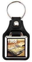1968 Pontiac Firebird Convertible Key Chain Key Fob  - $7.50