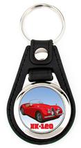 Jaguar XK 120 Key Chain Key Fob - RED - $7.50