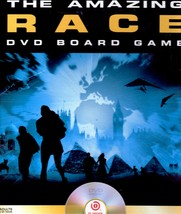 The Amazing Race (DVD Board Game) - $15.00