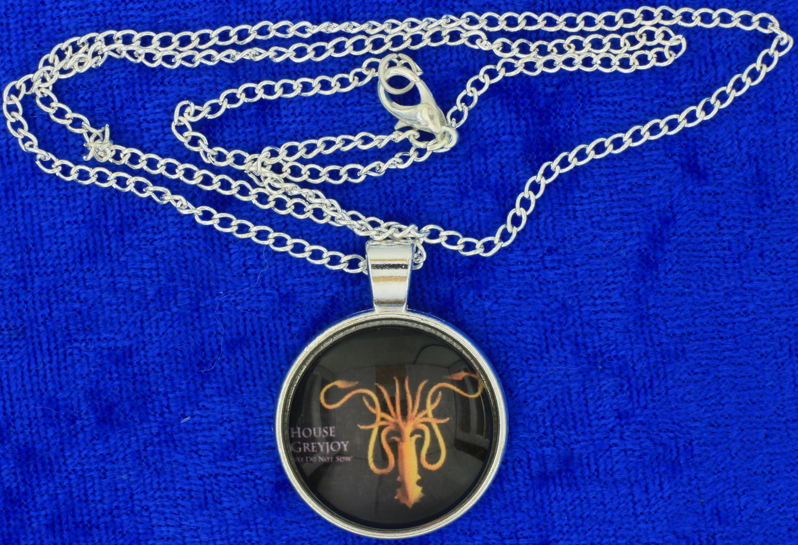 House greyjoy necklace