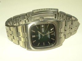 70s Omega Constellation 168.0060 Cal. 1021 23J Auto Day Date Chronometer... - $1,158.30