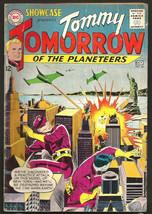 SHOWCASE #46 TOMMY TOMORROW -- DC COMICS 1963 Silver Age - $24.75