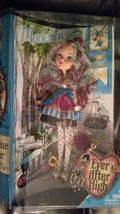Ever After High MADELINE HATTER Doll EUC with original box - $20.82