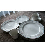 Noritake Rothschild Fine China  Partial Service 4 - Total 14 Pieces - $99.00