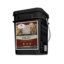 Wise Freeze Dried Meat Bucket - 15 year storage  - 104 Servings Gluten Free - $99.00