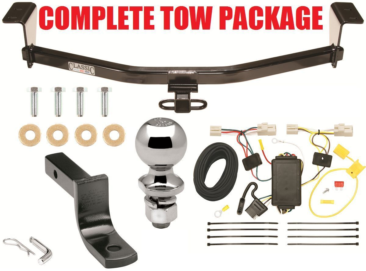 Scion Xb Tow Hitchabout Towing Scionlife Com 2008 2010 Xd Wiring Harness Trailer Hitch Amp Kit Combo