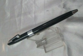 VINTAGE SHEAFFER IMPERIAL BLACK BALL POINT PEN MADE IN USA NOS - $59.30