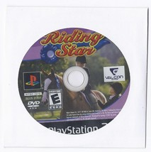 Riding Star (Sony PlayStation 2, 2008) - $18.58
