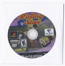 Riding Star (Sony PlayStation 2, 2008) - $18.58