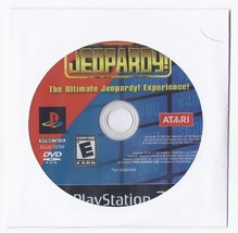 Jeopardy (Sony PlayStation 2, 2003) - $14.00