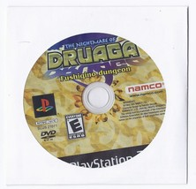 The Nightmare of Druaga Mysterious (Sony PlayStation 2, 2004) - $18.58