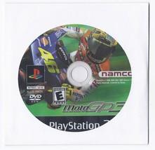 MotoGP 3 (Sony PlayStation 2, 2003) - $18.58