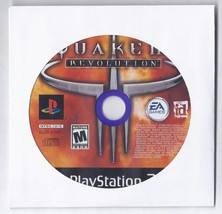 Quake III Revolution (Sony PlayStation 2, 2001) - $18.58