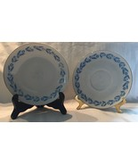 Symphony in Blue Fine China of Japan Small Fruit  / Dessert Bowl & Sauce... - $12.50
