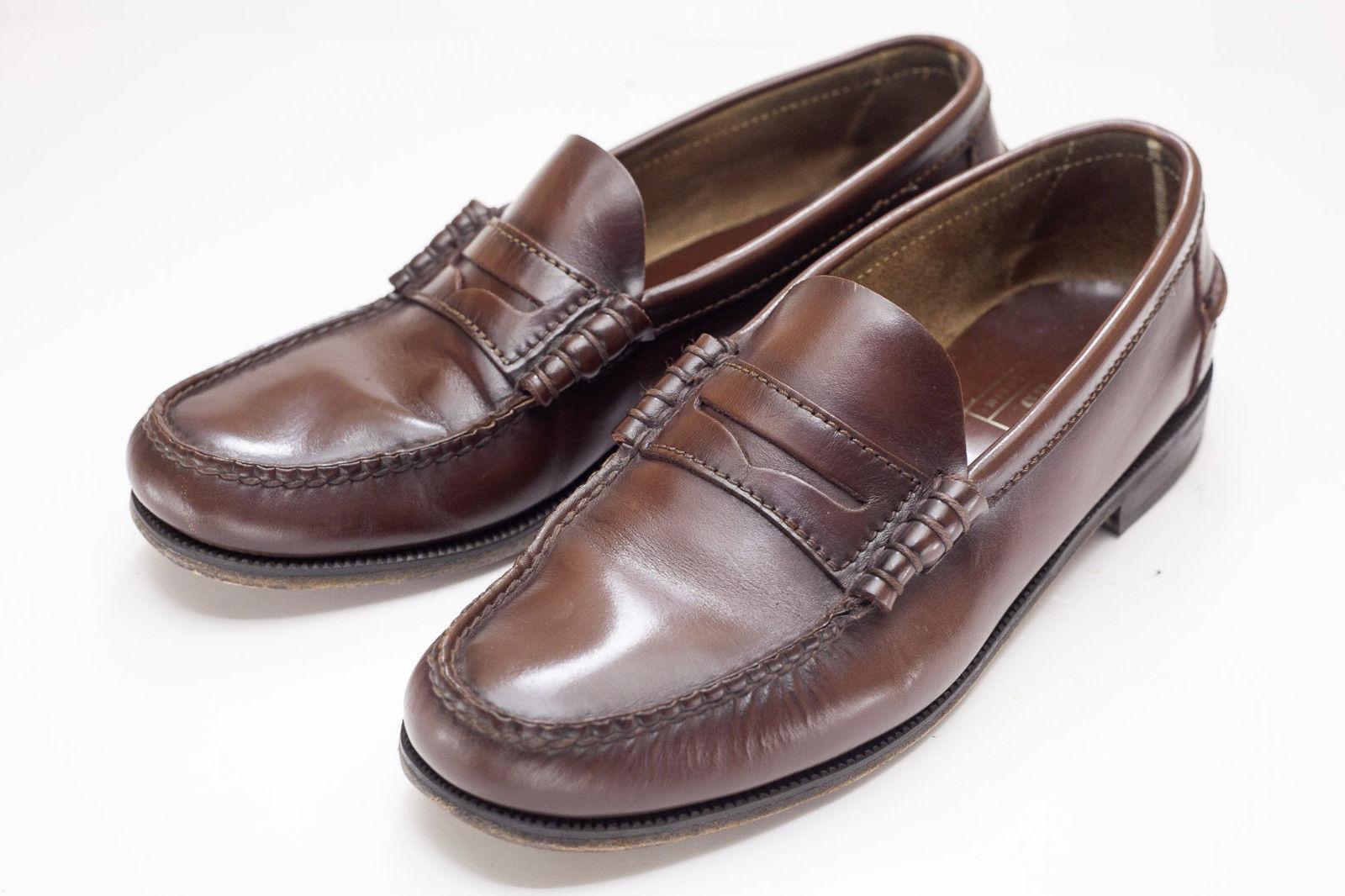 26a8bd8b970 Florsheim 9 Brown Penny Loafer Mens Dress and 50 similar items. 57