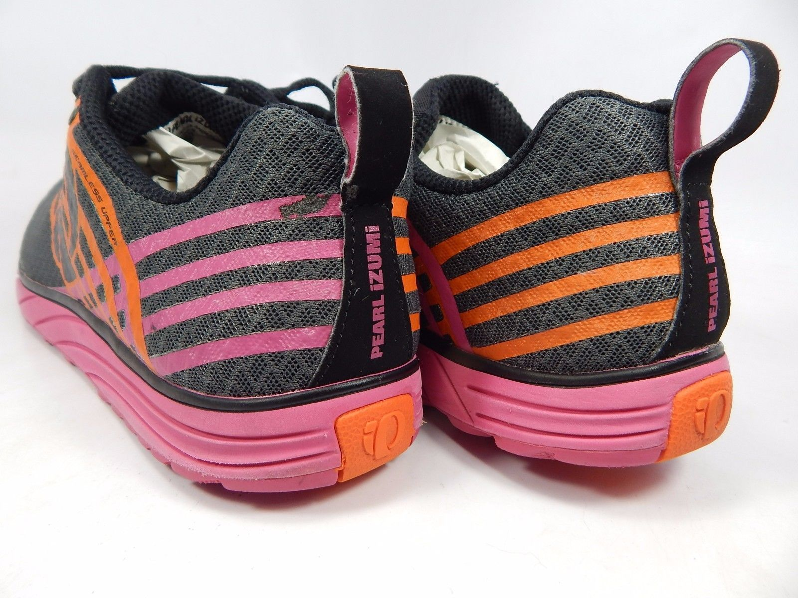 Pearl Izumi EM Trail N 1 Women's Trail Running Shoes Size US 11 M (B) EU 43 Gray