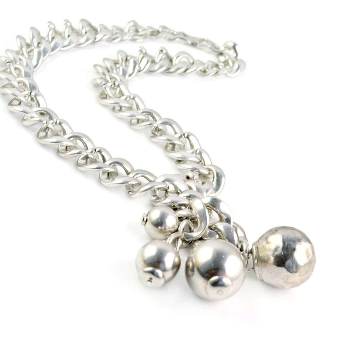 costume jewelry hip hop necklace with oversized