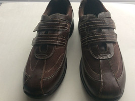 Men Comfort Dress Shoes Great Style WorkOfice Casual Travel Sz13 Blk Lig... - $24.74