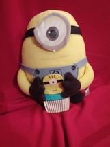 "9"" Despicable Me 2 Toy Factory Minion Stuffed Animal Plush Toy Free Ship... - $14.37"