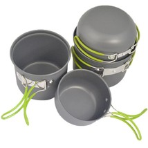 New Outdoor Backpacking Cooking Picnic Bowl Pot... - $24.27