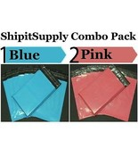 2.5 Mil 2-1000 9x12 ( Blue & Pink ) Color Combo... - $1.49 - $70.11