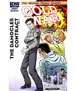 COLD WAR #4 (IDW, 2011) NM! ~ John Byrne - $1.00