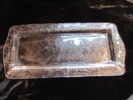 Oblong  Glass Tray Dessert/ Appetizers - $12.99