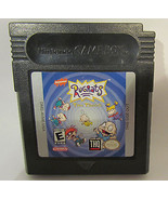 Rugrats Time Travelers Game Boy  - $3.56