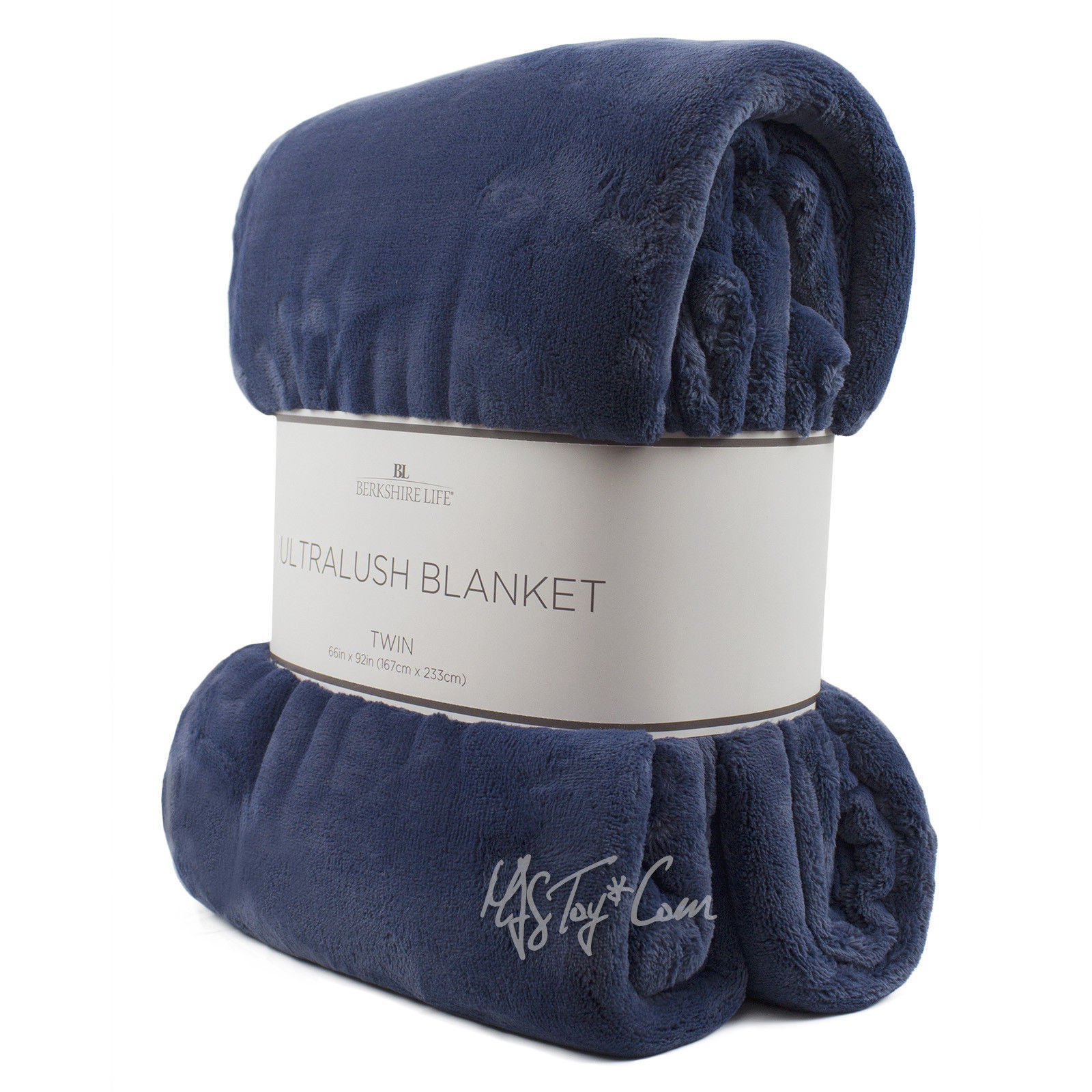 New Berkshire Life Ultralush Soft Plush Cozy Blanket Warm