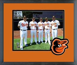 Wieters, Brach, Britton, Machado & Trumbo 2016 MLB All-Star Game Orioles - $43.55