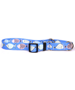 Small Go Fish Martingale Dog Collar 14 inch - $10.99 - $11.99