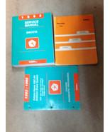 1995 DODGE DAKOTA TRUCK Service Repair Shop Manual Set W Diagnostics + R... - $128.65