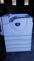 Gently Used Xerox Phaser 7760 Color Laser Industrial commercial Copier P... - $749.95
