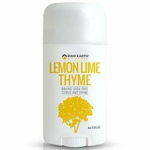 Organic All Natural Vegan Magnesium Deodorant, Baking Soda & Aluminum Fr... - $14.29