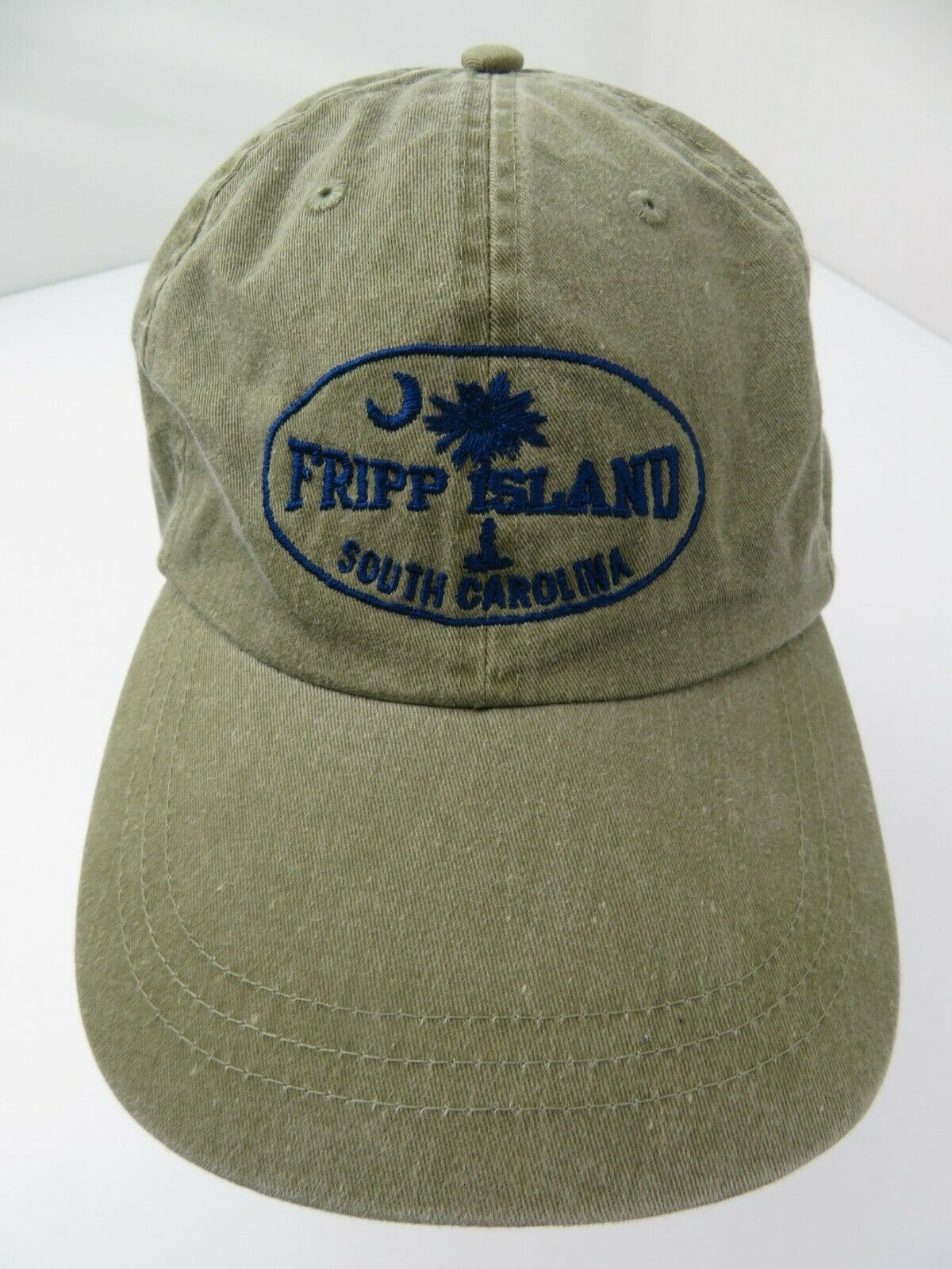 Primary image for Fripp Island South Carolina Adjustable Adult Cap Hat