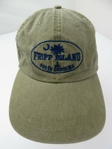 Fripp Island South Carolina Adjustable Adult Cap Hat - $12.86