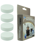 Descaler Descaling Tablets for Nespresso Tassimo Keurig Drip Coffee Make... - $8.99