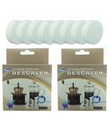 8-Pack Descaler Descaling Tablets for Nespresso Tassimo Keurig Drip Coff... - $13.99