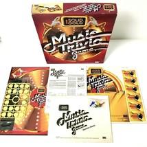 Vintage Solid Gold Music Trivia Game Golden Oldies by Ideal New 1984 Boa... - $26.24